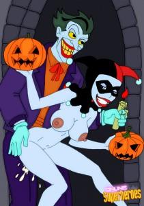 joker fucks harley quinn
