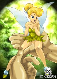 tinker bell cartoon porn
